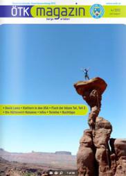ÖTK Klubmagazin aktuelle Ausgabe