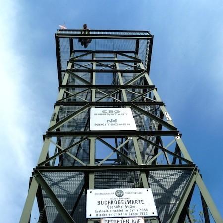 Buchkogelwarte Leithagebirge