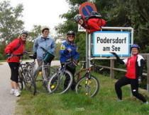 Radtour Burgenland ÖTK